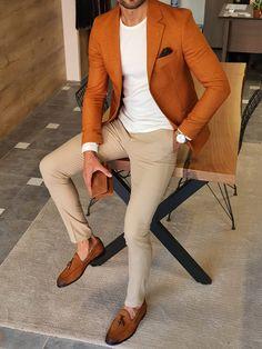 Blazer Outfits Men, Mens Fashion Blazer, Stylish Mens Outfits, Suit Fashion, Fashion Guide, Men Blazer, Blazer Jacket, Mens Blazer Styles, Men Fashion Casual