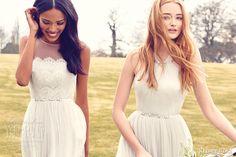 kelsey rose bridal 2016 short tulle lace bridesmaid halter neck wedding dress (50096) white ivory