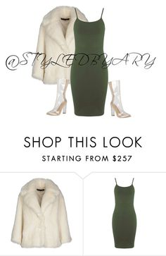 """Untitled #506"" by larryisreal123 ❤ liked on Polyvore featuring American Retro and Miss Selfridge"