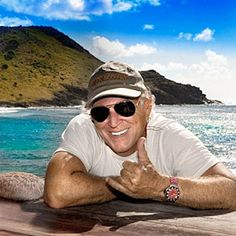 """My favorite drink is basically just good Caribbean rum, coconut water – the clear stuff from the coconut that you can now get in Whole Foods; not Coco Lopez – a fresh piece of lime, and lots of ice. That's it. No bubbles, lots of electrolytes, and no hangover – if you don't drink a gallon."" —Jimmy Buffett"
