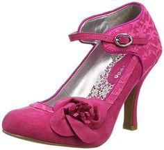 Oferta: 57.29€. Comprar Ofertas de Ruby ShooAnna - Zapatos de Tacón mujer , color Rosa, talla 41 barato. ¡Mira las ofertas!