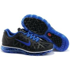 6b5ef52ac395 429889-506 Nike Air Max 2011 Mens Black Royal Blue Online Nike Women