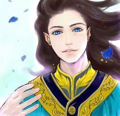 Fingon. O my Eru! He is so cuuuteee! *.*