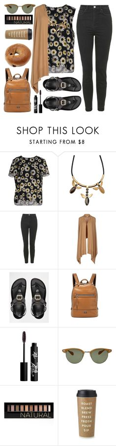 """""""Quiz Alert, Quiz Alert!"""" by sweet-jolly-looks ❤ liked on Polyvore featuring Moschino Cheap & Chic, Marni, Topshop, Gentryportofino, ASOS, FOSSIL, Rouge Bunny Rouge, Oliver Peoples, Forever 21 and Kate Spade"""
