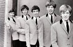 Apr 7, 1962 – 53 years ago today, Mick Jagger and Keith Richards met Brian Jones for the first time, at the Ealing Jazz Club in London; Jones was playing slide guitar with Alexis Korner's R&B band Blues Incorporated. The Rolling Stones would form the following month.
