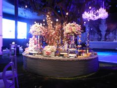 Candy Table elegante