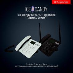 Ice Candy, Dual Sim, Sims, Black And White, Cards, No Churn Ice Cream, Black N White, Mantle, Black White