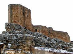 Castillo de Puertomingalvo, Teruel