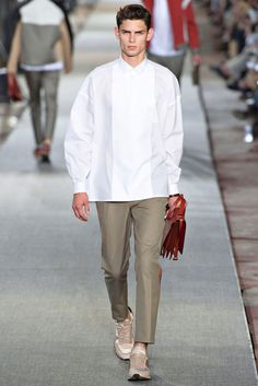 Valentino - Spring 2013 Menswear - Look 2 of 39