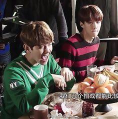 Guys.......Exo next door is sooooo funny~~~ ep 2 Baekhyun and Sehun pretend to make out i practacly died..!! I just wish it was realy kekeke~~~#Exo next door# Baekhyun#Sehunieeee. #Baekhun #oppa . D.Ohhhhhyesss!