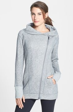 Zella front zip jacket, on sale at Nordstrom.
