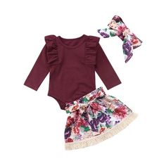 Generous 2019 Brand New Infant Kids Baby Girls Fashion Lace Sleeve Tops T-shirt Embroidery Flower Flared Long Pants 2pcs Outfits Set 2-7t Clothing Sets