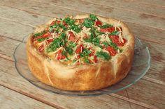Food Lion Strawberry Torte Cake