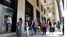 Greek banks to re-open Monday three weeks after they were shut down to prevent the system collapsing under a flood of withdrawals, as Prime Minister Alexis Tsipras looked to the start of new bailout talks next week. #businessnews #worldnews #news #business #uae #dubai #mydubai #gccnews #gccbusinesscouncil #gulfnews #middleeast #socialmedia #Foxconn #oman #qatar #kuwait #saudiArabia  #economy #worldbusinessNews #europe #europezone #loans #creditors #imf #bailout #greececrisis #greece #Finance