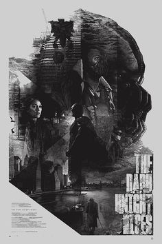The work of today's featured designer have been included in numerous of our galleries over the years. Today we'll be taking a closer look at Polish designer/illustrator Krzysztof Domaradzki(a.k.a StudioKxx) newer movie posters.