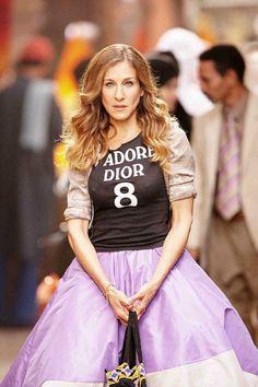Lições de moda que aprendi com Carrie Bradshaw – Looks memoráveis