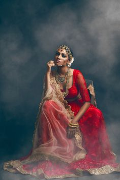 Indian Beauty on Behance