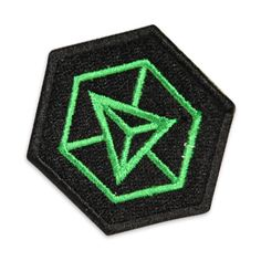 Grab an official Enlightened  #ingress patch from the Google online store. …