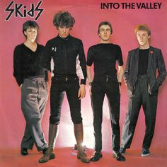 The Skids - Into The Valley / TV Stars. One of my fave ever 7inch singles from a classic band. Still love you Stuart Adamson by the way, much missed :(