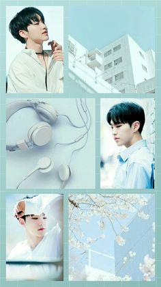 Hoshi Moodboard #hoshi #kwon #soonyoung #kwonsoonyoung #seventeen #carat #carats #sebong #svt #pledis #kpop #aesthetic #korean #cute #blue #sky #white #mood #moodboard #wallpaper
