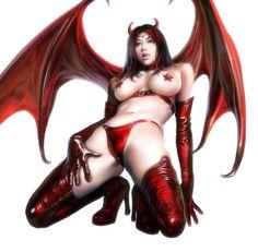 Azazel1944 World of Warcraft (Red Succubi)