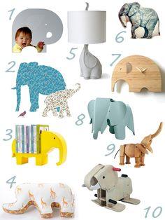 still love elephants for baby