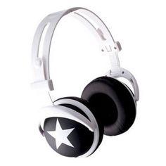 L'idée cadeau pas cher du moment : Le casque audio star couleur ! En plus d'avoir un design branché, vous pourrez choisir votre couleur ! Cadeau original pour un ado ou pour un adulte, vous pourrez écouter la musique tout en étant à la mode ! Pour découvrir tous nos produits en exclusivité, rendez-vous sur http://www.pinklemon.fr ! Pinklemon, le zeste d'idée cadeau pas cher.