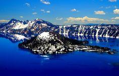 Crater Lake, Oregon  #journey