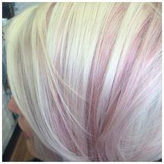 Kasia Wella instamatics Pink dream Muted mauve