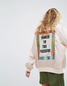 Read all about it: 17 message jackets that say everything right - Vogue…