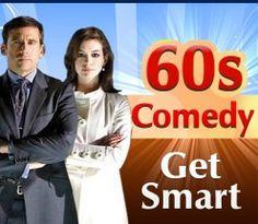 60s Comedy Get Smart  http://mentalitch.com/60s-comedy-get-smart/
