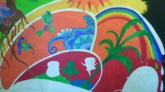 Parte del mural