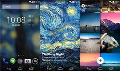 Muzei Live Wallpaper para Android cambia tu fondo de pantalla automáticamente
