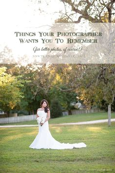 Tidewater and Tulle   A Hampton Roads Virginia Wedding Inspiration Blog: Things Your Photographer Wants You To Remember For The Wedding Day