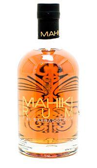 Mahiki Gold Rum. Namesake <3 Oh how I miss London ...