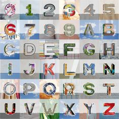 Creative Typography Creative Typography, 36 Days Of Type, Advent Calendar, Holiday Decor, Advent Calenders