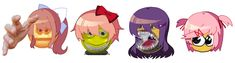 Oki Doki, Literature Club, Sailor, Video Games, Disney Characters, Fictional Characters, Random, Memes, Funny