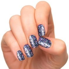 Incoco Nail Polish Strips Mystic Night Collection Deep Space ** Click image for more details.Note:It is affiliate link to Amazon.