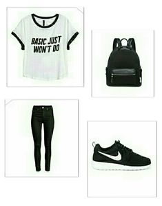 A school outfit