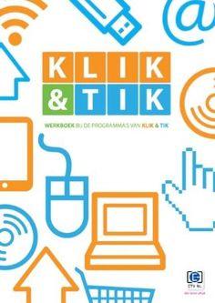 Dit werkboek hoort bij de programma's Klik en Tik op www.oefenen.nl. Er zijn 3 programma's: Klik & Tik. De basis, voor mensen die nauwelijks of nooit met de computer hebben gewerkt; Klik & Tik. Het internet op, over zoekmachines, websites, e-mailen en Klik & Tik. Samen op het web, over sociale media.
