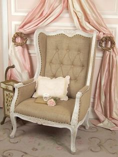 Chateau French Armchair