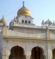 Bangla Sahib Gurudwara, New Delhi