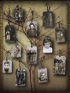 family tree art for kids rooms