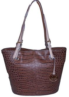 #michaelkors Michael Kors Croc Luggage Leather Medium Tote Michael Kors http://www.amazon.com/dp/B00MTWWG0Y/ref=cm_sw_r_pi_dp_YnQ8tb0MTW3J4