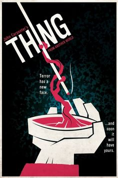The Thing Alternative Posters - Films - (1)