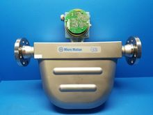MICRO MOTION R200S1419U FLOW SENSOR TRANSMITTER  2INCH USED (MM0677-1). See more pictures details at http://ift.tt/2gdOCkn