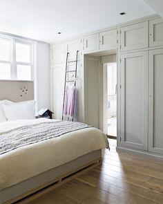 Trendy bedroom closet built ins cupboards Ideas Master Bedroom Closet, Built In Wardrobe, Home, Build A Closet, Built In Cupboards, Interior, Bedroom Design, Bedroom Cupboards, Bedroom Built Ins