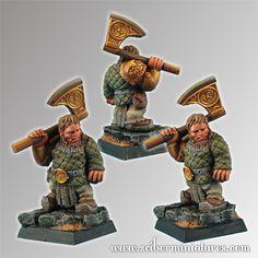 Dwarf Ulfar  Scibor