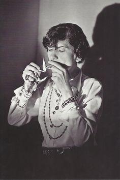 Coco Chanel (1936, by Boris Lipintsky) #CocoChanel Visit espritdegabrielle.com | L'héritage de Coco Chanel #espritdegabrielle