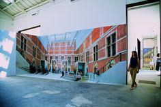 La Biennale di Venezia. 14th International Architecture, Venezia Giardini, June 2014. Photo by John Volpato.